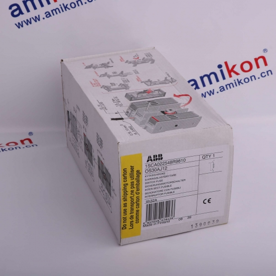 ABB 3BSE078882R2 One years warranty