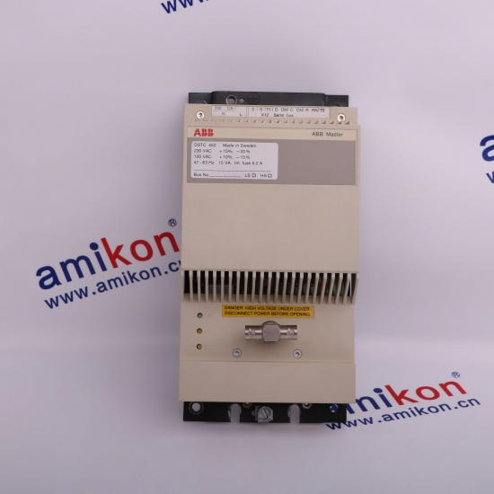ABB 3BDS008503R09  Professional service & technical support
